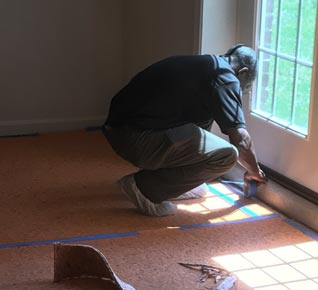 Carpet Installation Arlington