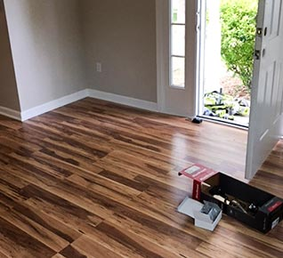 Hardwood Floor Refinishing & Installation Four Mile Run Drive, Arlington